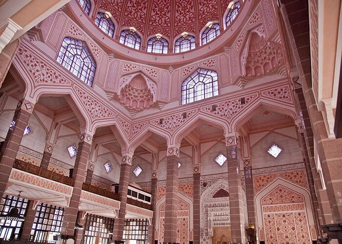 مسجد پوترا مالزي