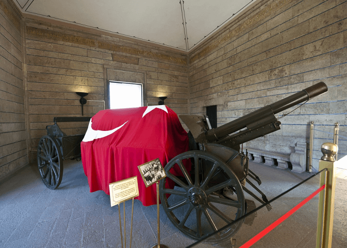 War of Independence Museum in Ankara