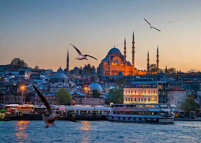 در ترکیه