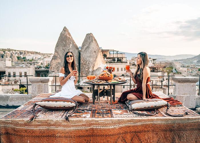خوشگذرانی در استانبول