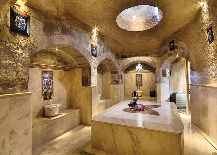 حمام در ترکیه