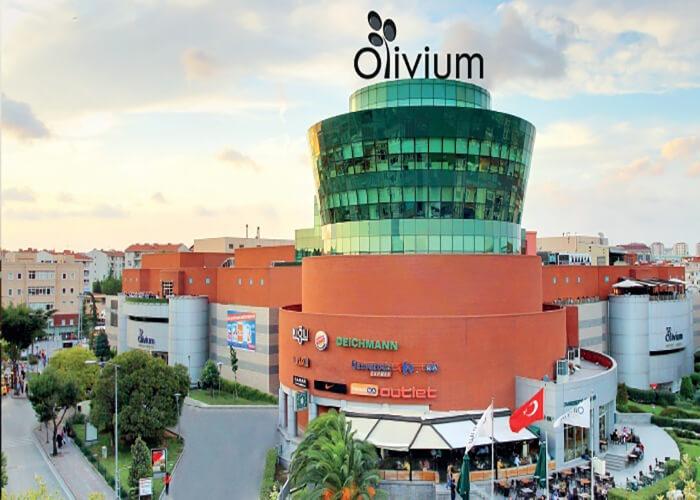 مرکز خرید اولیویوم