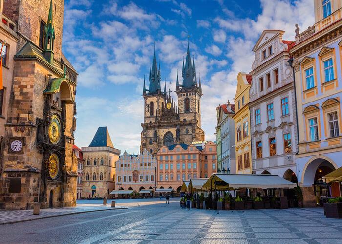 معرفی شهر های توریستی جمهوری چک