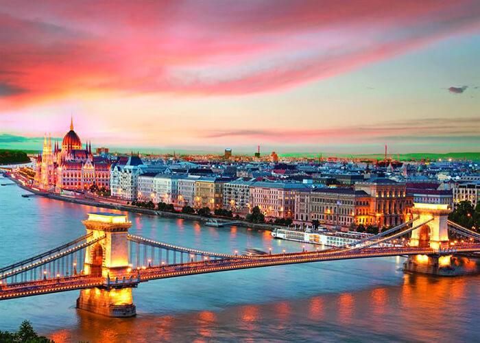 معرفی کشور مجارستان
