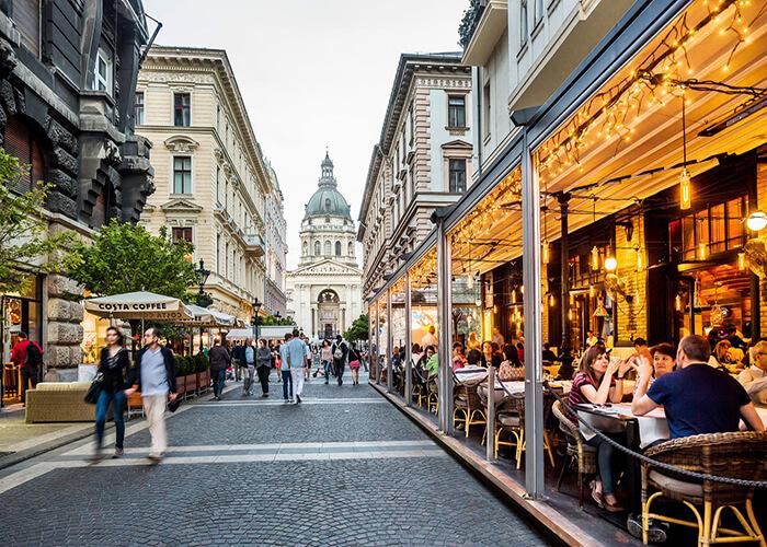 موقعیت و جمعیت مجارستان