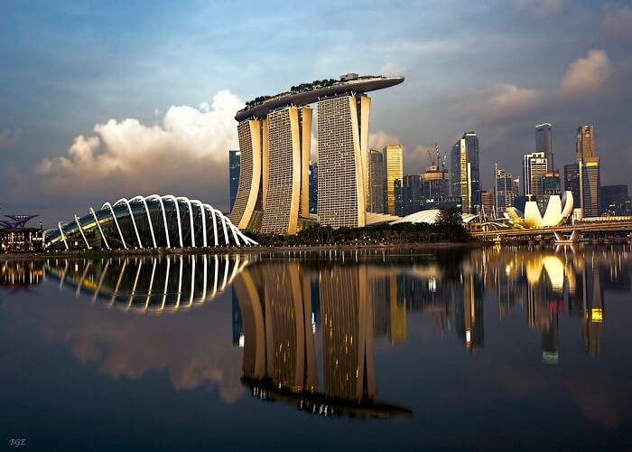آشنایی با کشور سنگاپور