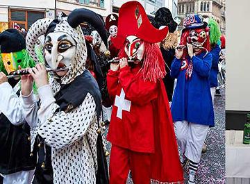 فرهنگ و آداب و رسوم مردم سوئیس