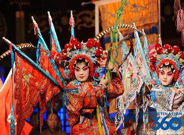 فرهنگ و آداب و رسوم مردم چین