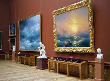 موزه های شهر سن پترزبورگ
