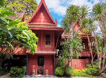 موزه خانه جيم تامپسون در بانکوک ( Jim Thompson House )