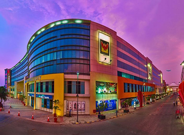 مراکز خرید بمبئی