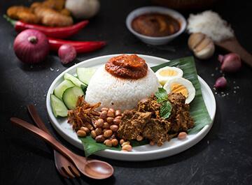 غذاهای معروف کشور مالزی