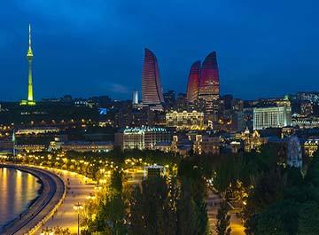 آشنایی با مناطق گردشگری باکو