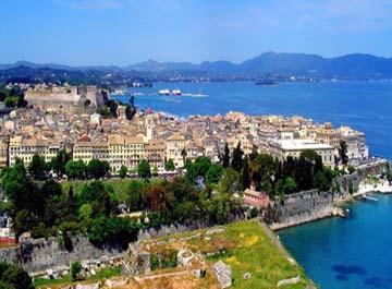 معرفی شهر های یونان