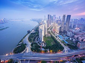 معرفی شهر های چین