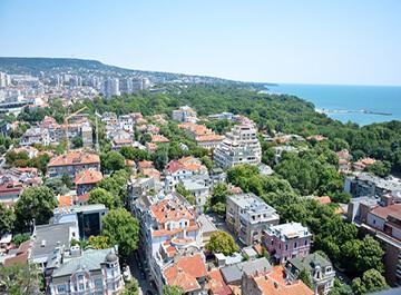 وارنا شهری در بلغارستان