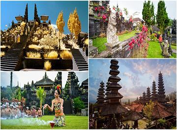۴ مکان گردشگری بینظیر در بالی