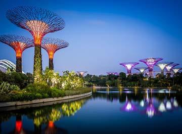 آشنایی با مناطق گردشگری سنگاپور