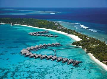 آشنایی با مناطق گردشگری مالدیو