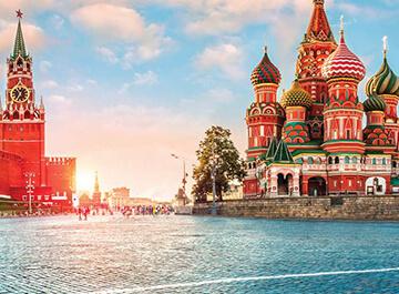 کشور روسیه در یک نگاه