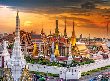 آشنایی با شهر بانکوک