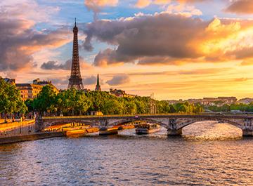 آشنایی با مناطق گردشگری پاریس