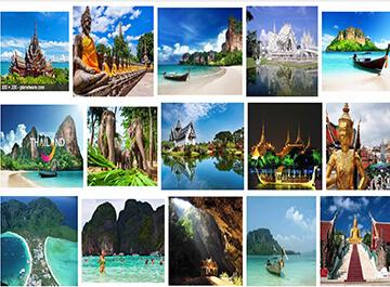 معرفی مناطق گردشگری تایلند
