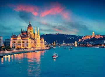 آشنایی با کشور مجارستان ( Hungary )