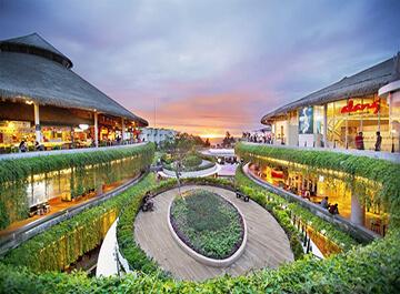 مرکز خرید کوتا بیچ واک در بالی