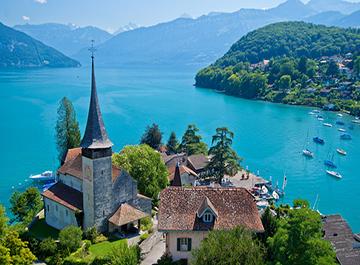 آشنایی با مناطق گردشگری سوئیس
