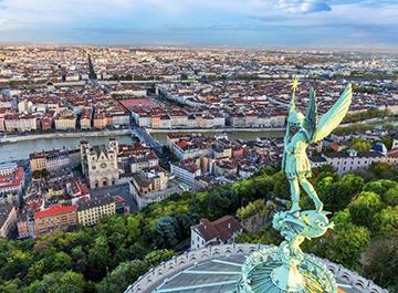 معرفی شهر های فرانسه