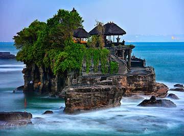 آشنایی با مناطق گردشگری بالی