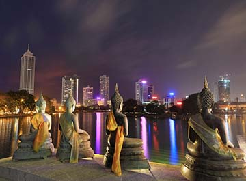 معرفی شهر های سریلانکا