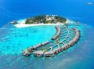 معرفی جزایر مالدیو