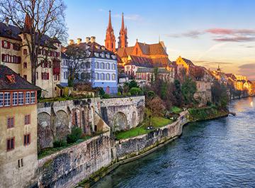 آشنایی با شهرهای سوئیس