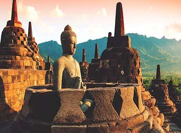آشنایی با مناطق گردشگری اندونزی
