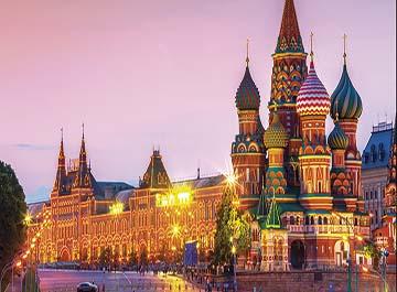 آشنایی با مناطق گردشگری مسکو