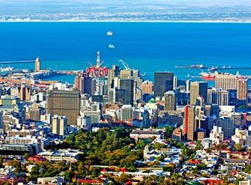 معرفی شهر های آفریقای جنوبی