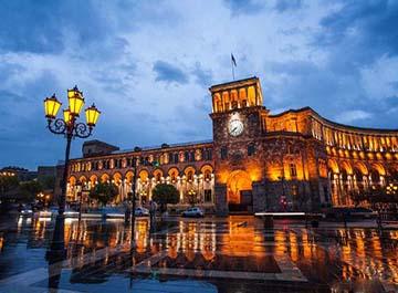 آشنایی با مناطق گردشگری ایروان