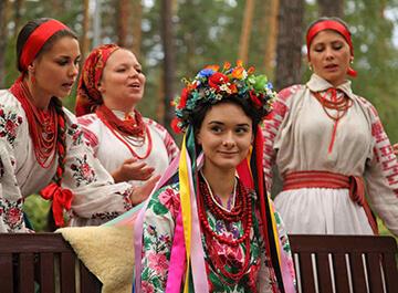 فرهنگ و آداب و رسوم مردم اوکراین