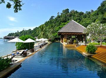 سواحل معروف مالزی