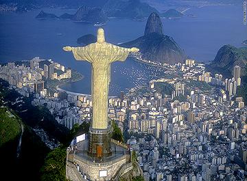 آشنایی با برزیل