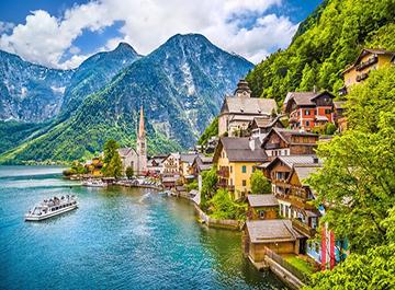 آشنایی با مناطق گردشگری اتریش
