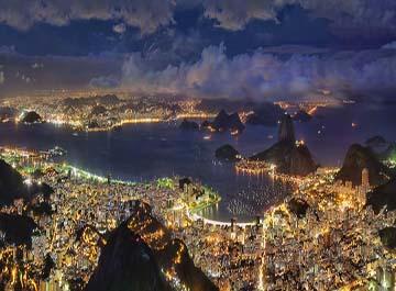 آشنایی با شهرهای برزیل