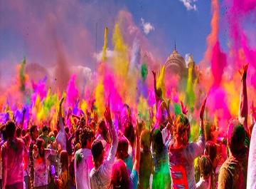 فرهنگ و آداب و رسوم مردم هندوستان