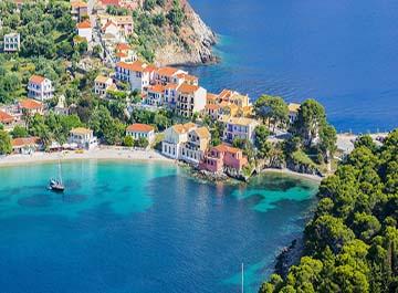 آشنایی با یونان