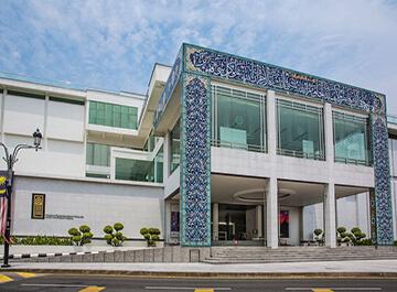 موزه هنرهای اسلامی مالزی ( Islamic Arts Museum )