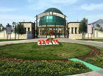 معرفی پارک خور دبی ( dubai khor park )