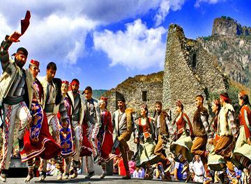 فرهنگ و آداب و رسوم مردم ارمنستان