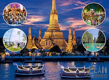 هزینه سفر به تایلند چقدر است ؟